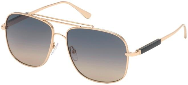 Tom Ford solbriller JUDE FT 0669