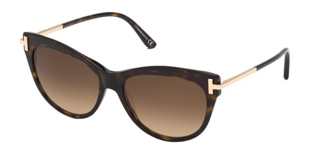 Tom Ford solbriller KIRA FT 0821