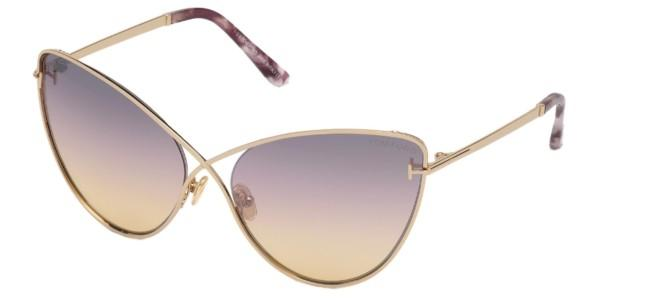 Tom Ford solbriller LEILA FT 0786