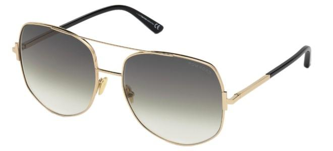 Tom Ford solbriller LENNOX FT 0783