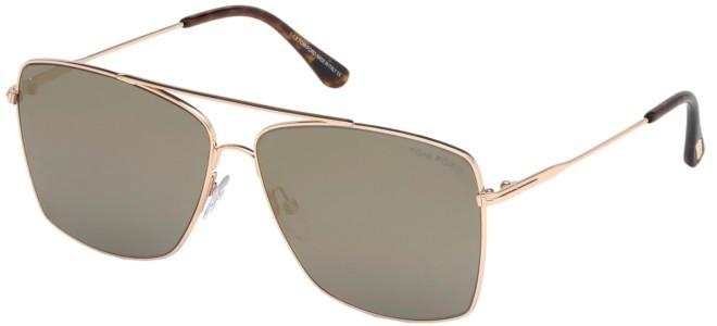 Tom Ford solbriller MAGNUS-02 FT 0651