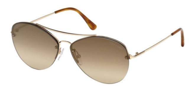Tom Ford solbriller MARGRET-02 FT 0566