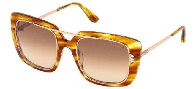 Tom Ford Marissa-02 Ft 0619   Óculos de sol Tom Ford 0d173d5634