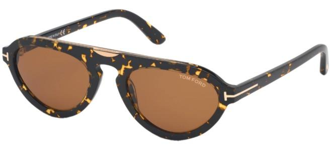 Tom Ford zonnebrillen MILO-02 FT 0737