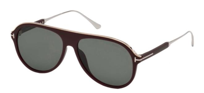 Tom Ford zonnebrillen NICHOLAI-02 FT 0624