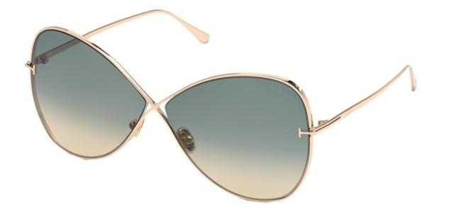 Tom Ford solbriller NICKIE FT 0842