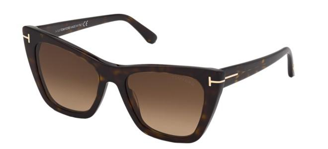 Tom Ford solbriller POPPY-02 FT 0846