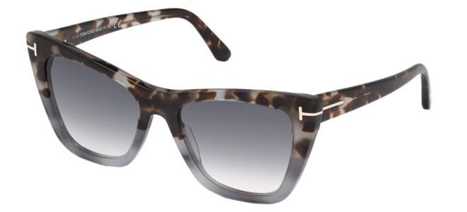 Tom Ford solbriller POPPY-02 FT 0846
