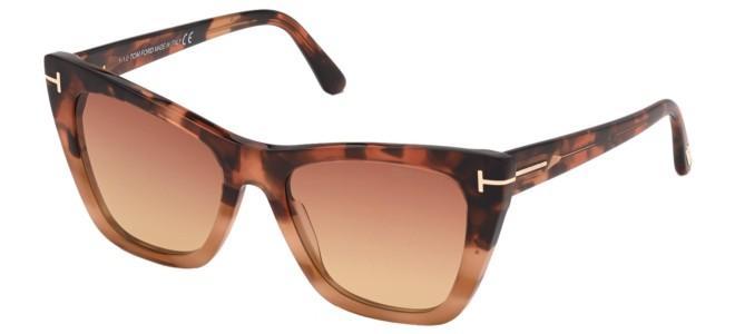 Tom Ford zonnebrillen POPPY-02 FT 0846