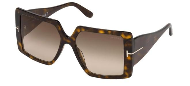 Tom Ford solbriller QUINN FT 0790