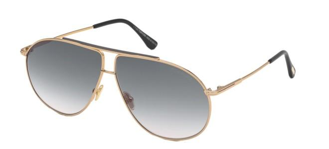 Tom Ford solbriller RILEY-02 FT 0825