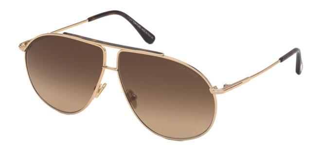 Tom Ford solbriller RILEY-02 FT 0825
