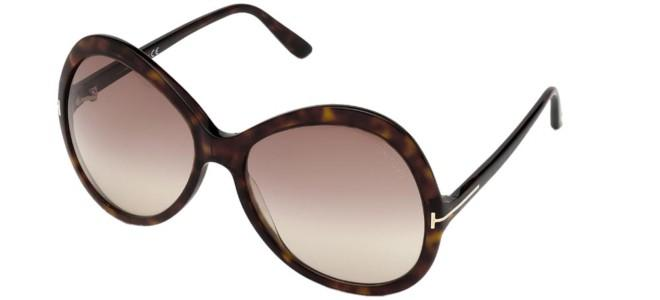 Tom Ford zonnebrillen ROSE FT 0765