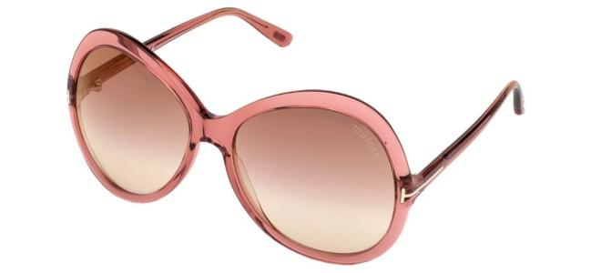 Tom Ford solbriller ROSE FT 0765