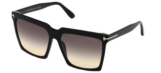 Tom Ford solbriller SABRINA-02 FT 0764