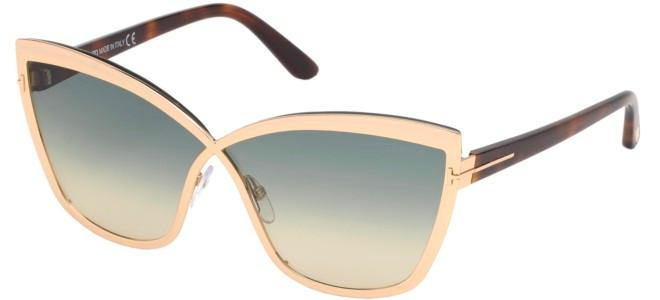72fb5b8f7e8 Tom Ford SANDRINE-02 FT 0715