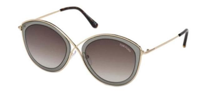 Tom Ford solbriller SASCHA-02 FT 0604