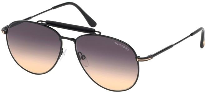 Tom Ford zonnebrillen SEAN FT 0536