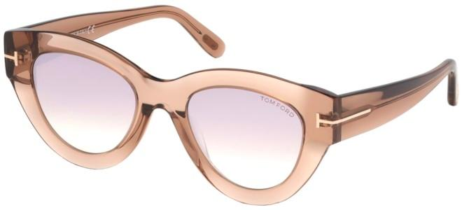 Tom Ford zonnebrillen SLATER FT 0658