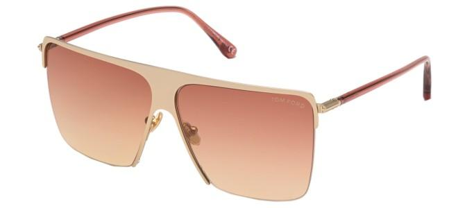 Tom Ford solbriller SOFI FT 0840