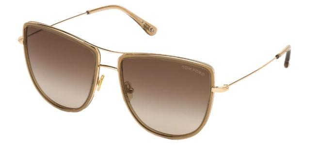 Tom Ford zonnebrillen TINA FT 0759