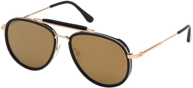 Tom Ford solbriller TRIPP FT 0666