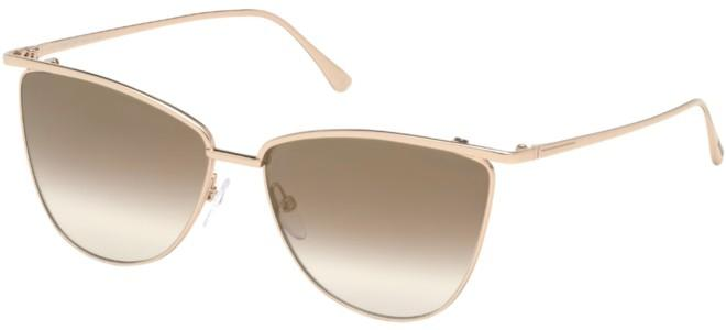 Tom Ford solbriller VERONICA FT 0684