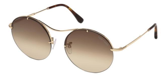 Tom Ford solbriller VERONIQUE-02 FT 0565