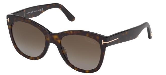 Tom Ford solbriller WALLACE FT 0870