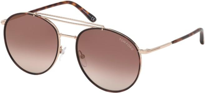 Tom Ford solbriller WESLEY FT 0694