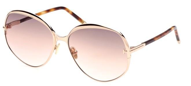 Tom Ford zonnebrillen YVETTE-02 FT 0913