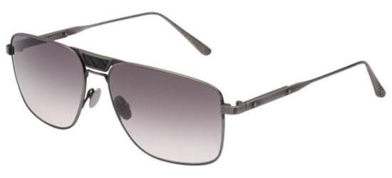 Bottega Veneta ABSOLUTE BV0052S PALLADIUM/LIGHT SMOKE SHADED