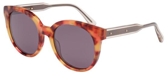 Bottega Veneta BV0002S HAVANA/GREY POLARIZED