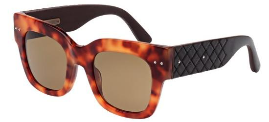 Bottega Veneta BV0007S HAVANA/BROWN