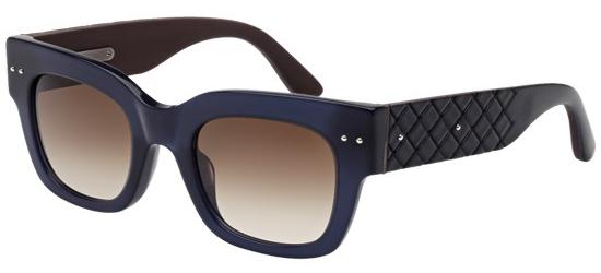 Bottega Veneta Bottega Veneta BV0007S BLUE/BROWN SHADED