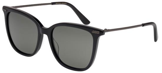 Bottega Veneta BV0028S BLACK/GREY POLARIZED