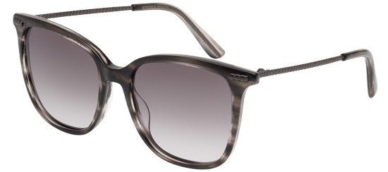 Bottega Veneta BV0028S FOG HAVANA/GREY SHADED
