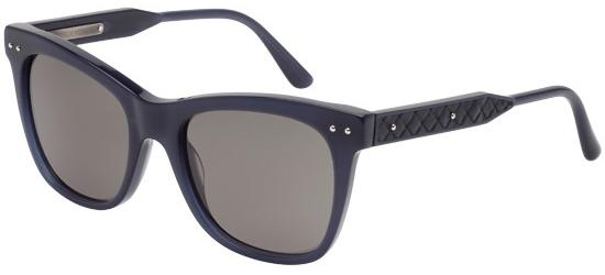 Bottega Veneta BV0034S DARK BLUE/GREY