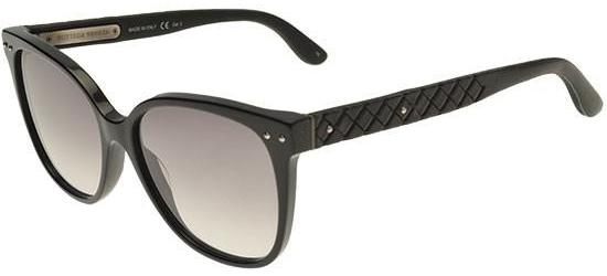 Bottega Veneta BV0044S BLACK/GREY SHADED