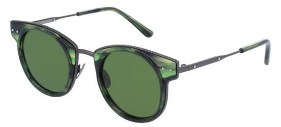 Bottega Veneta BV0063S GREEN HAVANA/GREEN