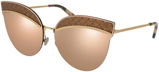 Bottega Veneta Sonnenbrille BV0101S-003 saLrEF9cv