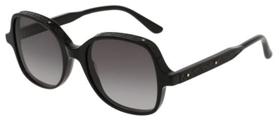 Bottega Veneta DNA BV0068S BLACK/GREY SHADED