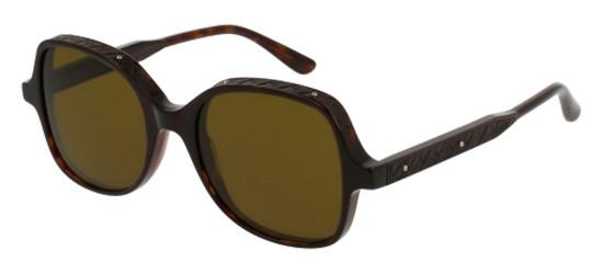 Bottega Veneta DNA BV0068S HAVANA/BROWN
