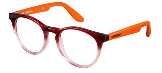 Carrera Eyewear Kinderbrillen Brille » CARRERINO 58«, rot, W9H - rot