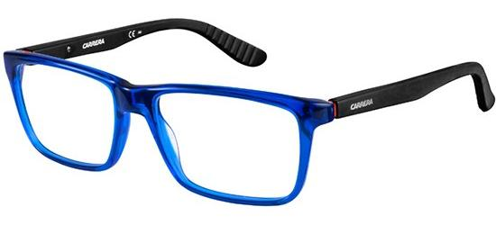 Carrera CA 8801 TRANSPARENT BLUE MATTE BLACK