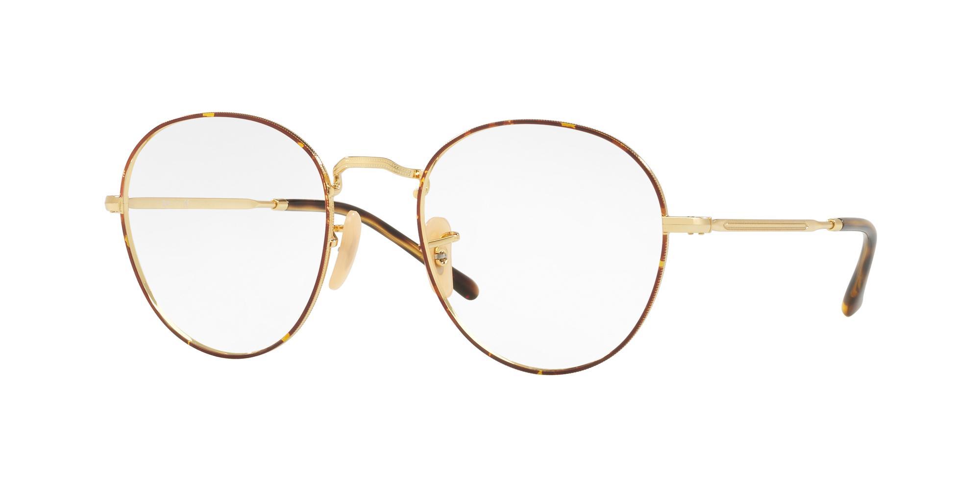 lunette de vue ray ban femme rose gold