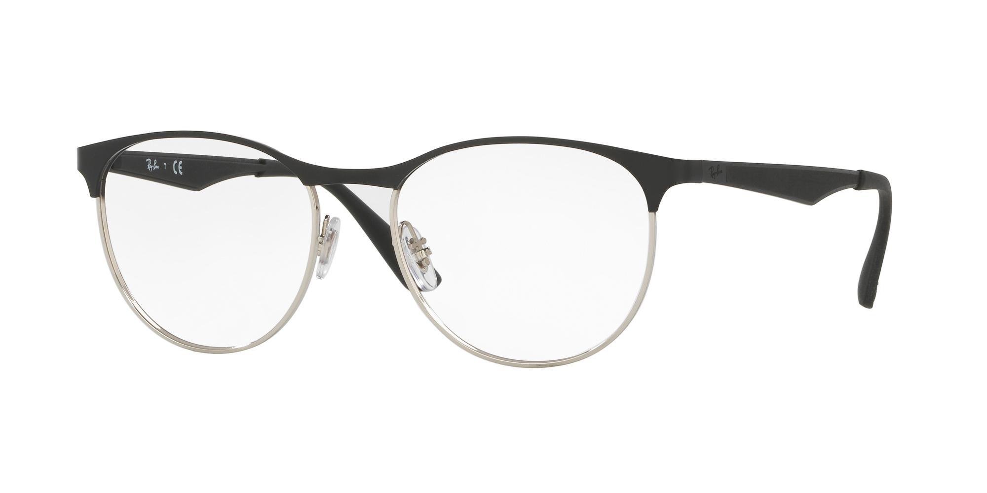 RAY BAN RB 6365 C.2531 SILVER/BRONZE 51-17-145 Rx Eyeglass