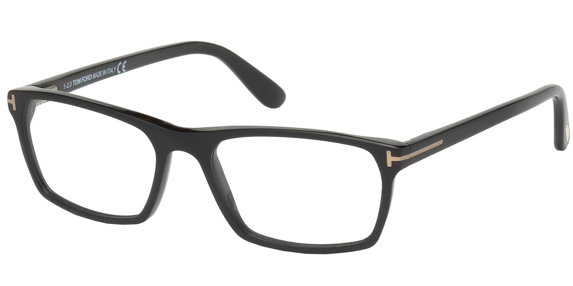Eyeglasses Tom Ford FT 5497 002 matte black