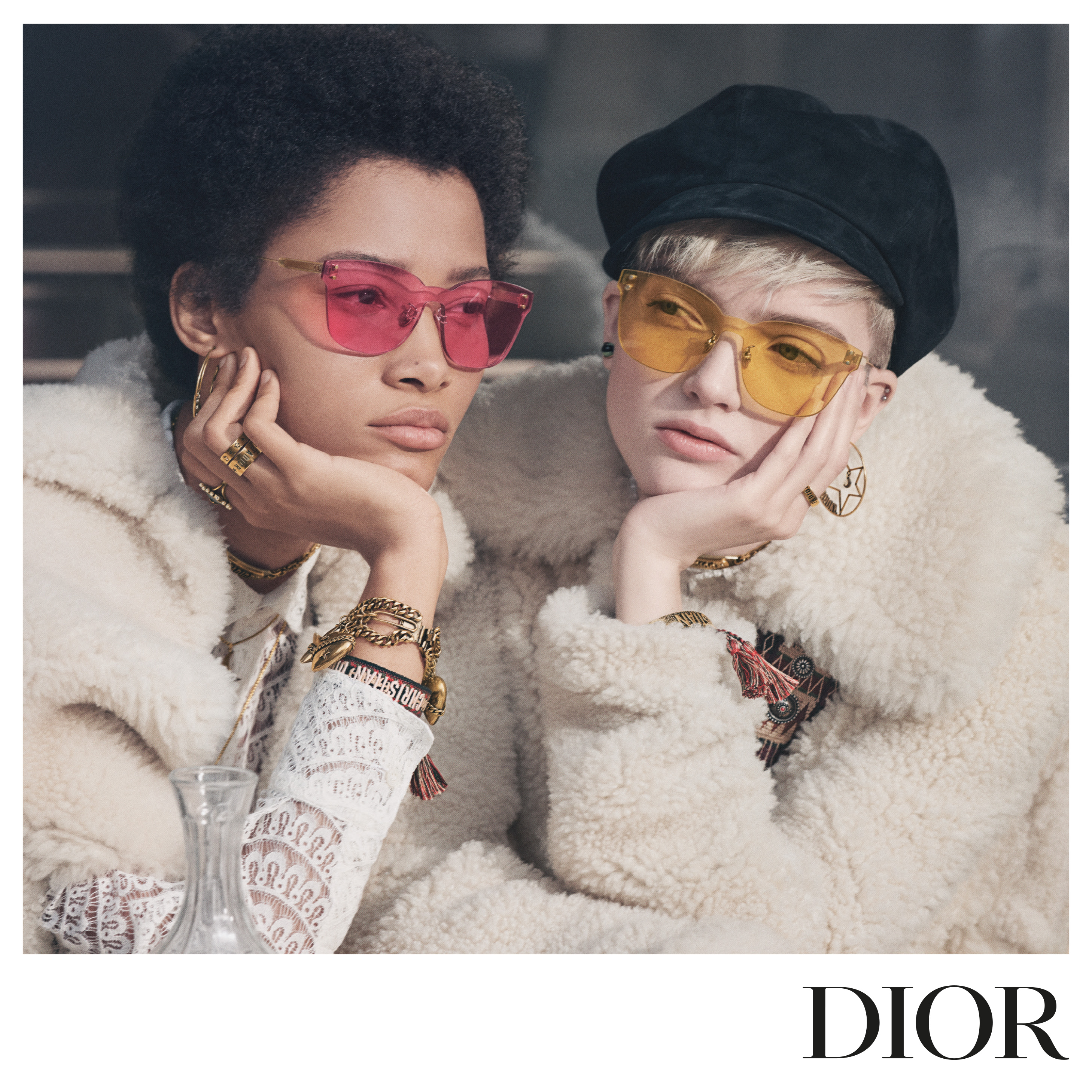 Christian Dior sunglasses collection SS 2018
