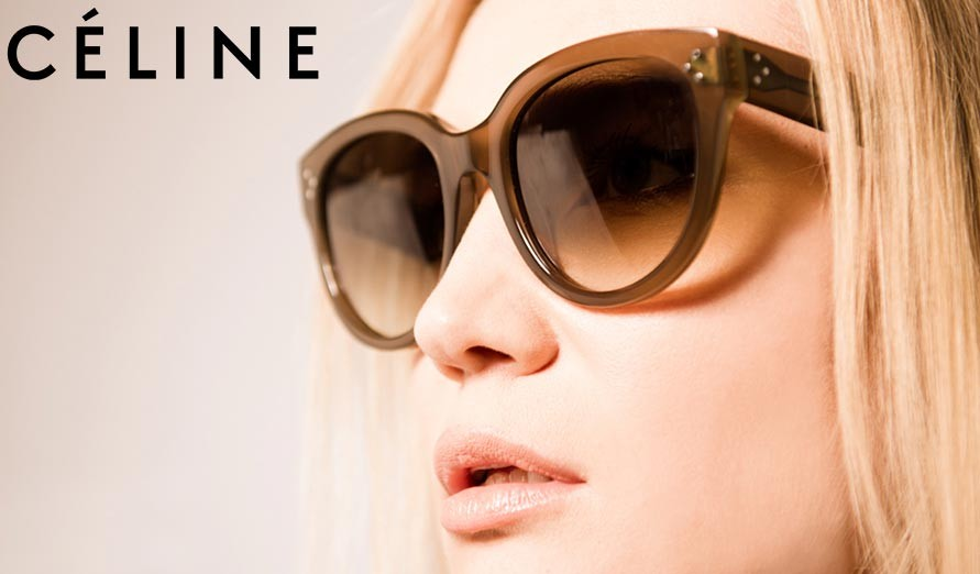 Céline SS 2018  Sunglasses Collection